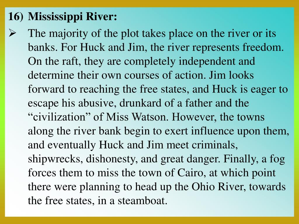 Mississippi River: