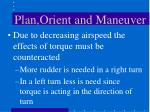plan orient and maneuver17