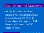 plan orient and maneuver19