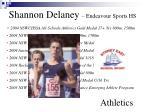 shannon delaney endeavour sports hs athletics