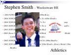 stephen smith woolooware hs athletics