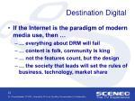 destination digital
