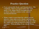 practice question10