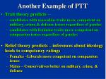 another example of ptt67