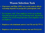 wason selection task85