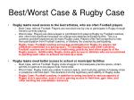 best worst case rugby case10
