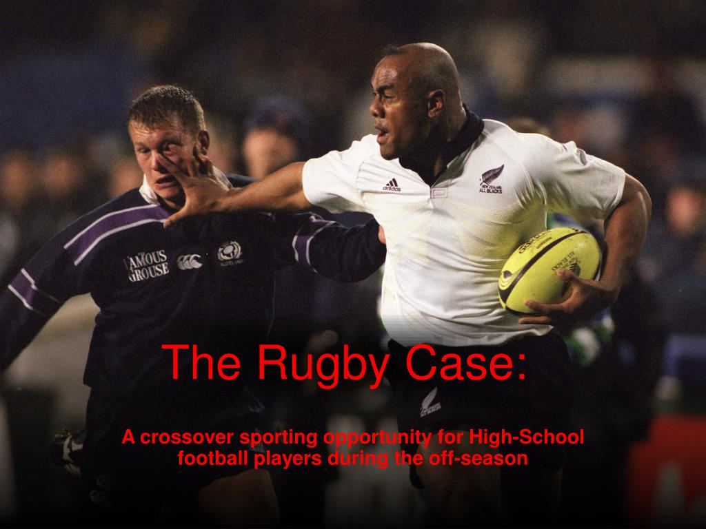 the rugby case l.