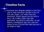 timeline facts10