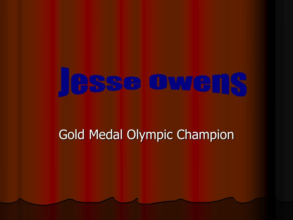 gold medal olympic champion l.