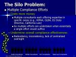 the silo problem