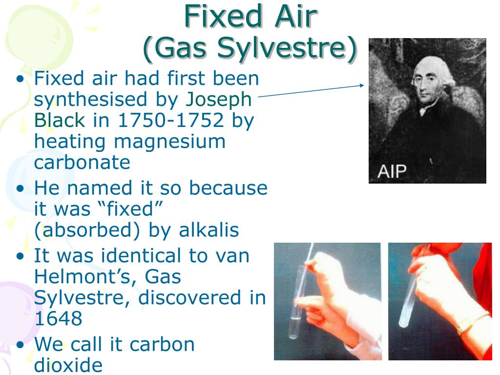 fixed air gas sylvestre l.