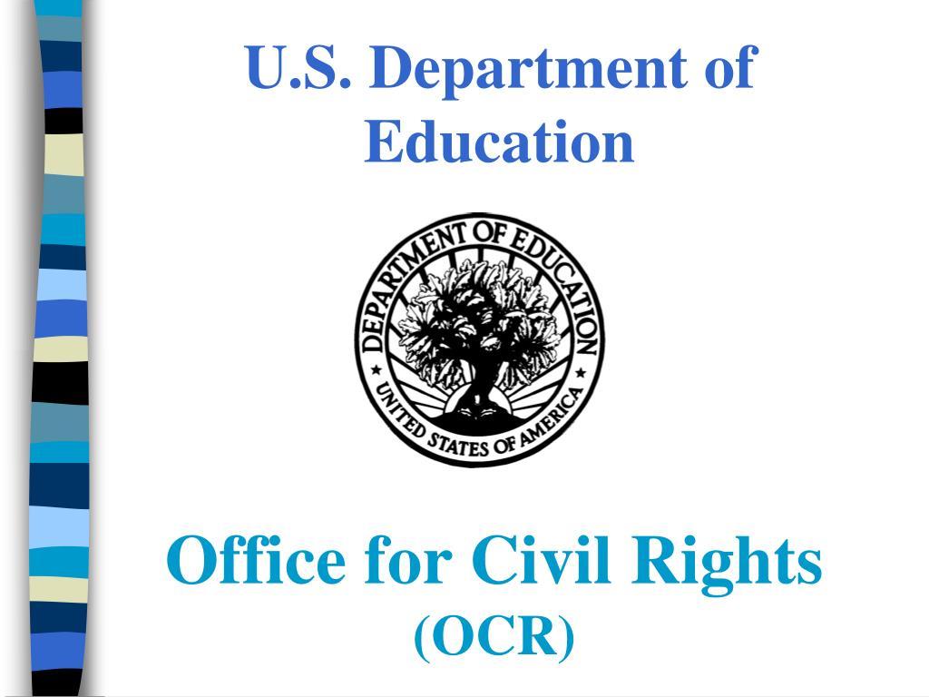 U.S. Department of Education