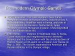 the modern olympic games10