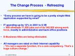 the change process refreezing66