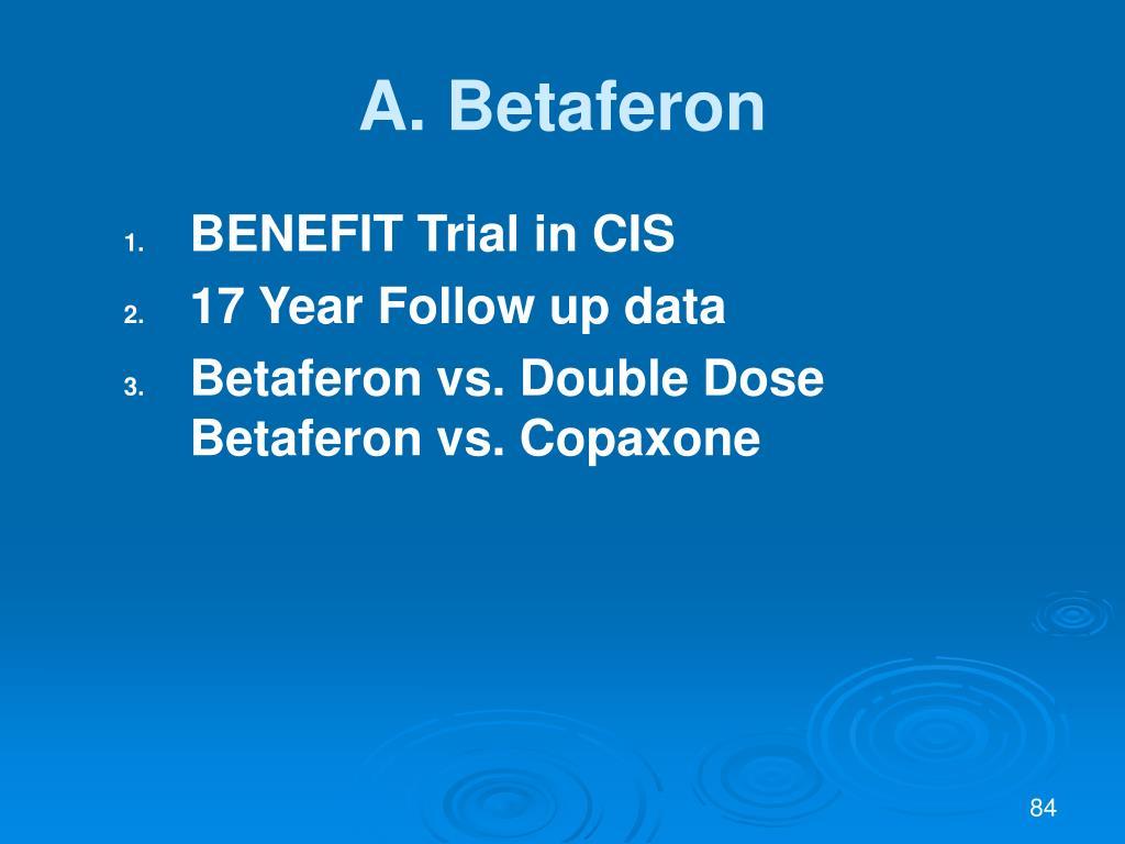 A. Betaferon