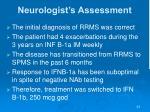 neurologist s assessment51