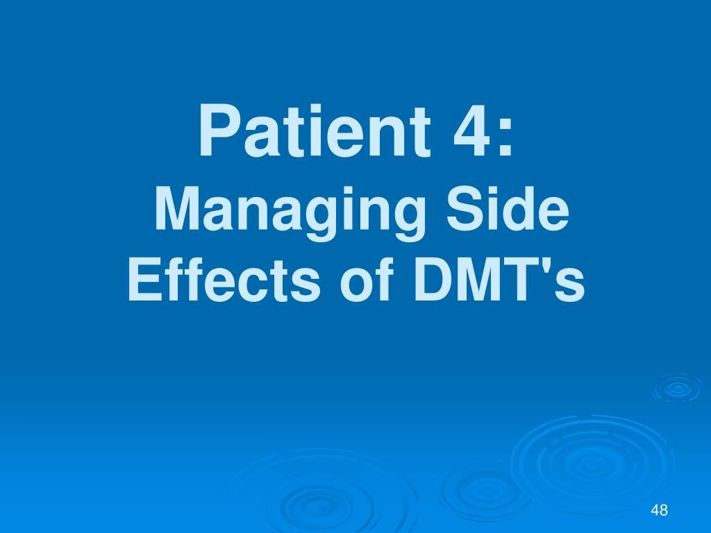 Patient 4: