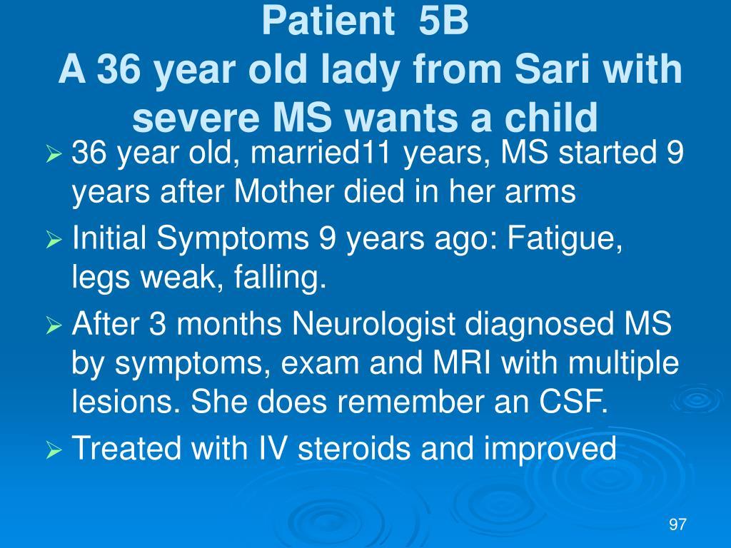 Patient  5B