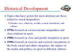 historical development2