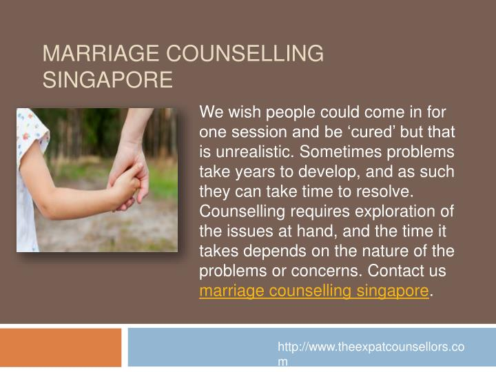 marriage counselling singapore n.