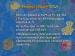 program history idea