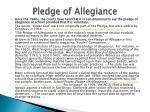 pledge of allegiance54