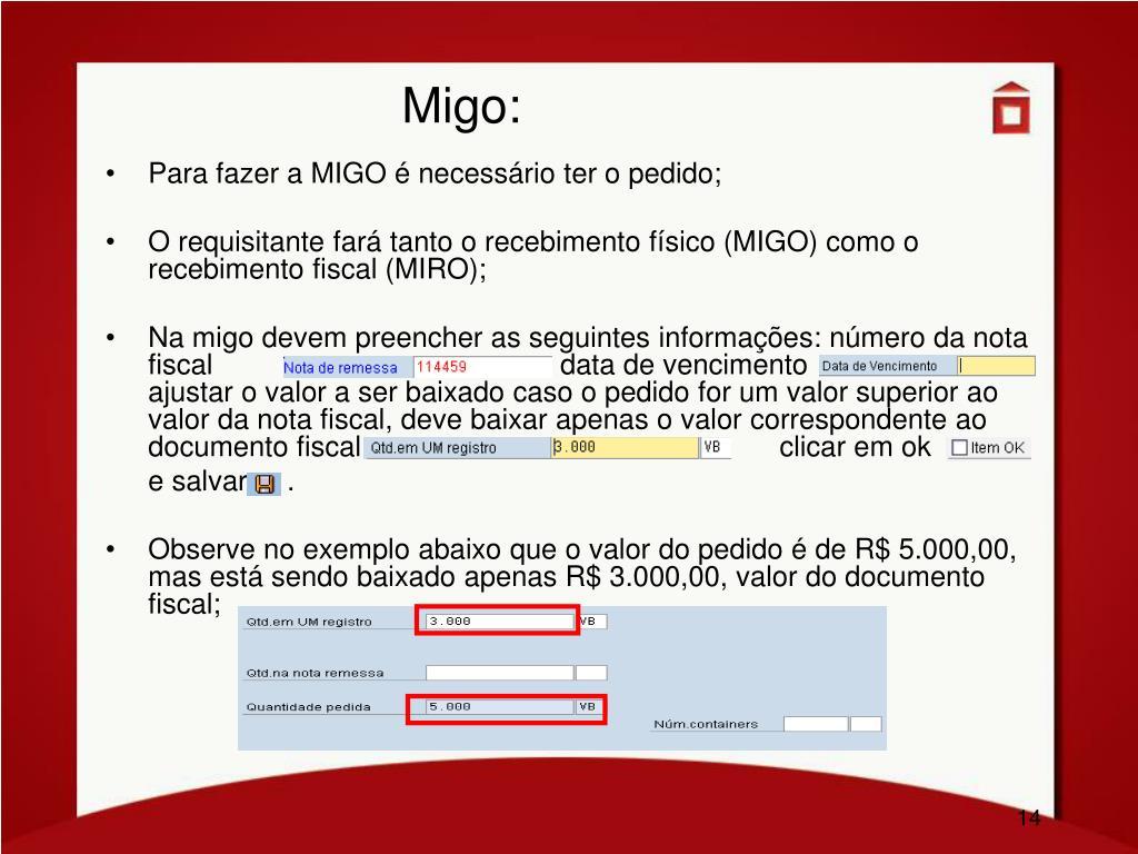 Migo: