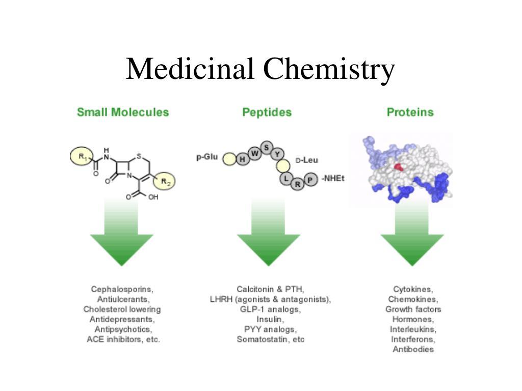 medicinal chemistry l.