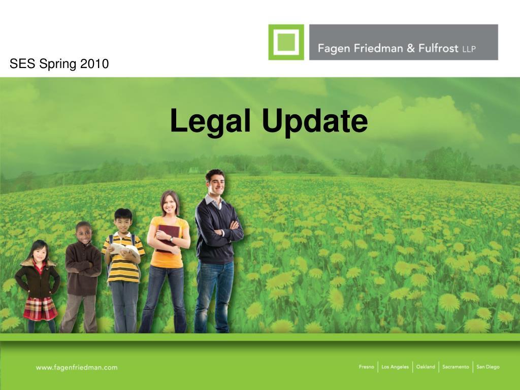 legal update l.