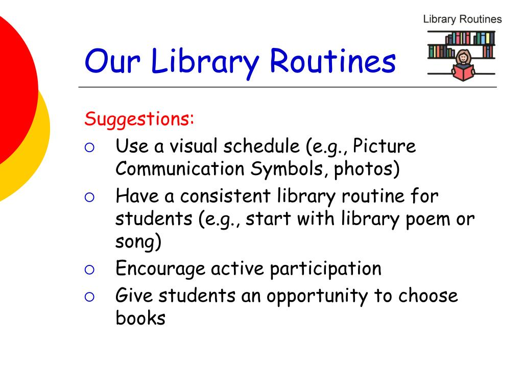 Our Library Routines