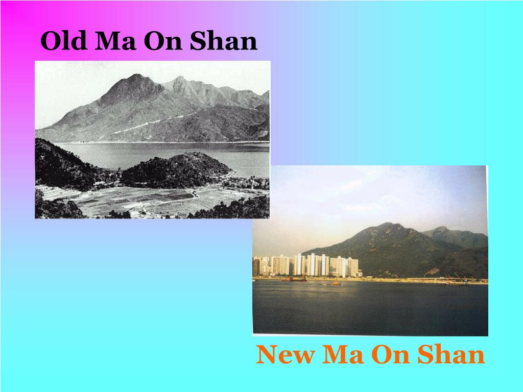 Old Ma On Shan