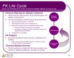 pk life cycle