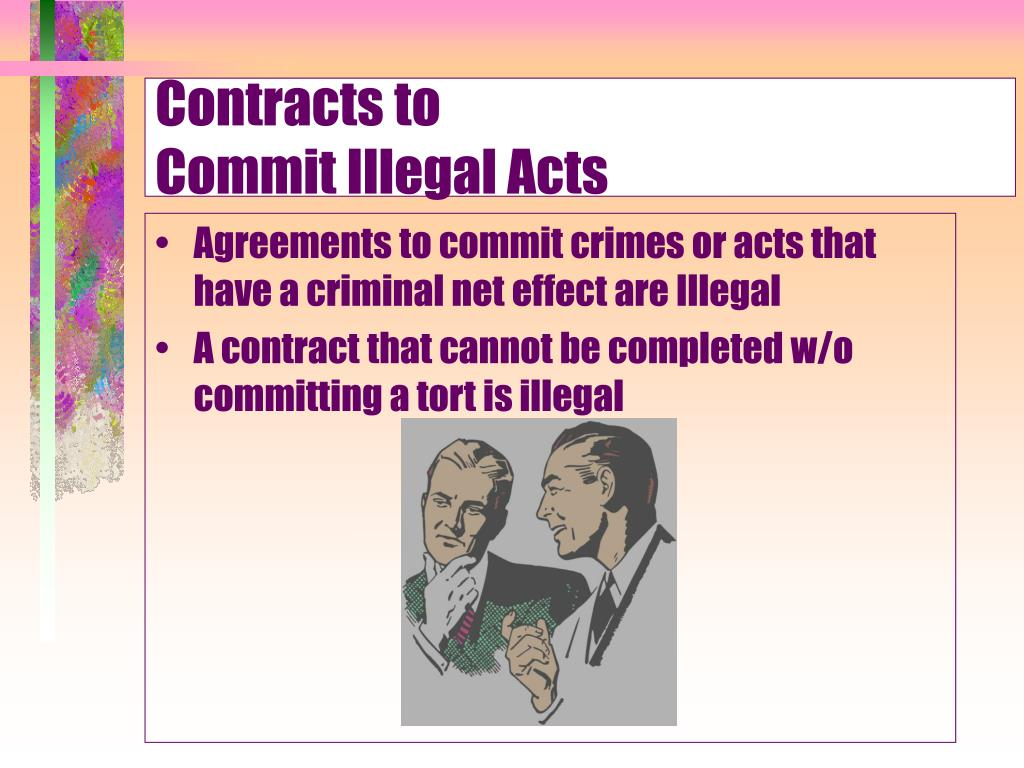 Contracts to