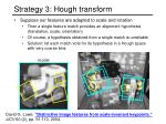 strategy 3 hough transform42