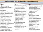 assessment for student focused planning9