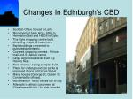 changes in edinburgh s cbd10