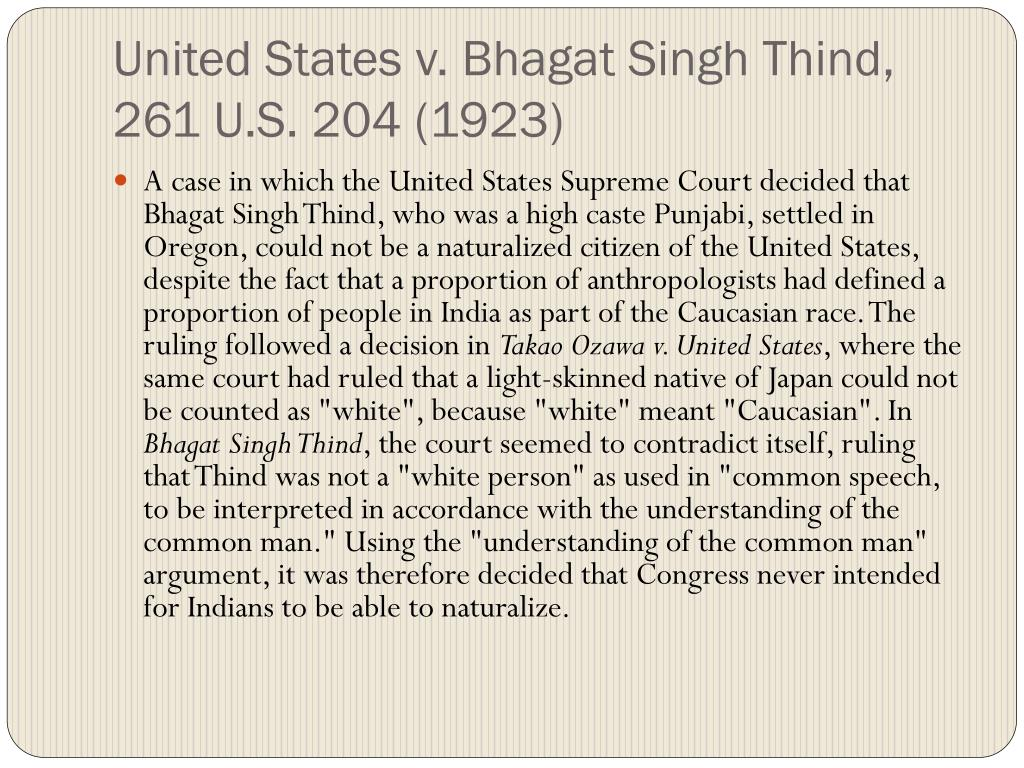 United States v.