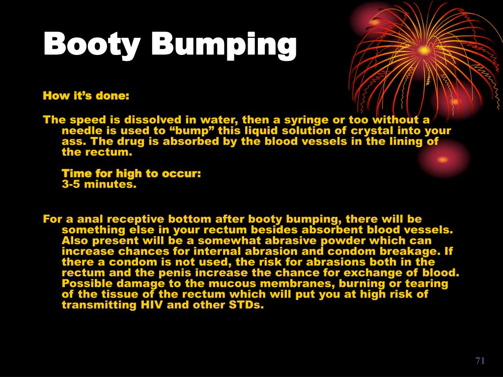 Booty Bumping