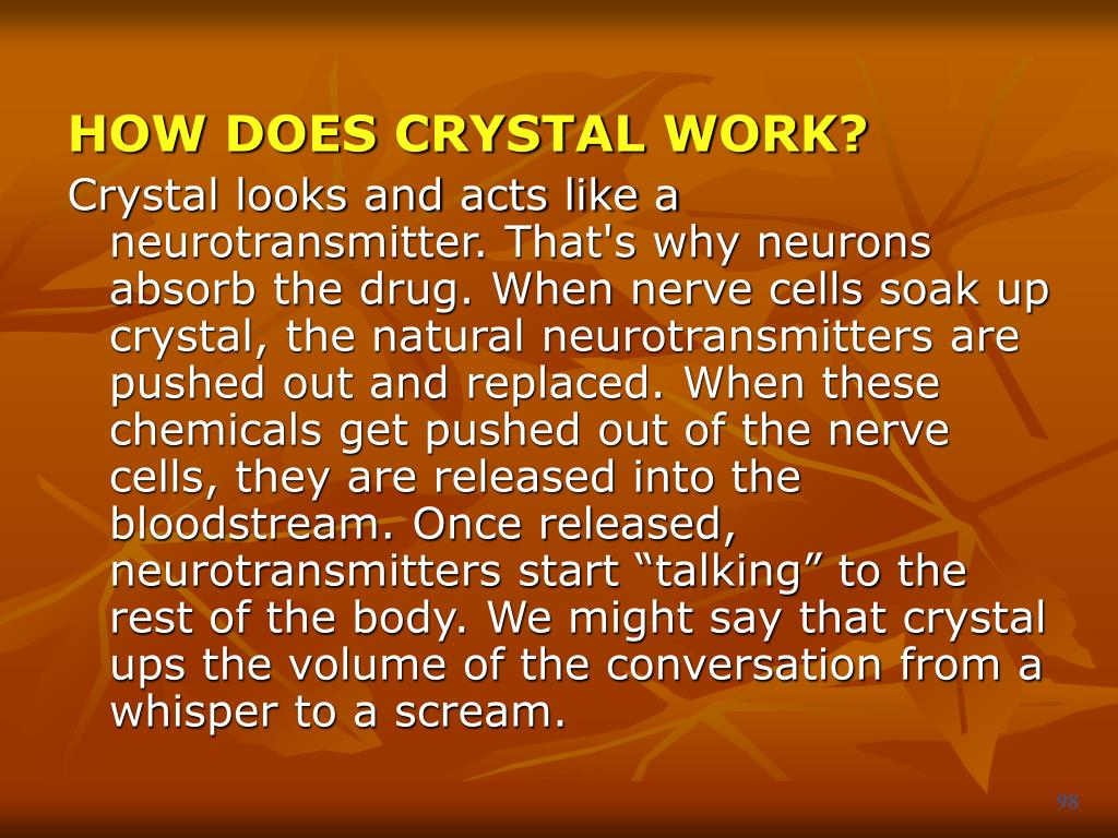 HOW DOES CRYSTAL WORK?