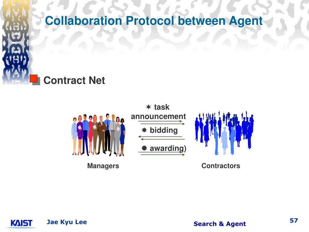 Collaboration Protocol between Agent
