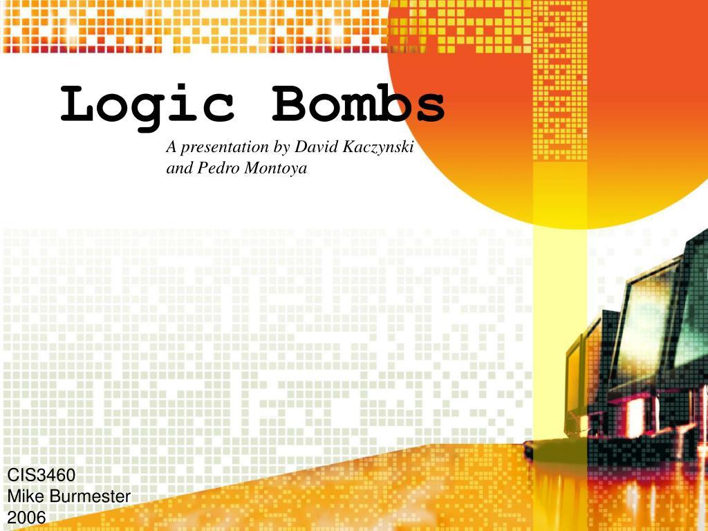 logic bombs l.
