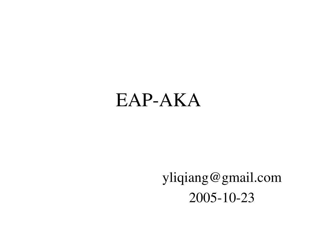 eap aka l.