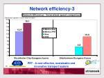 network efficiency 3
