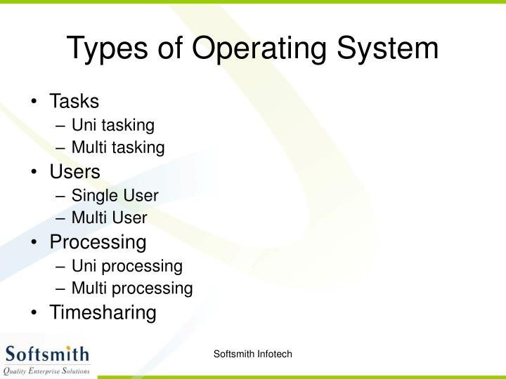 evolution of multi user multi tasking operating system What are the advantages and disadvantages of single-user operating  what are the advantages and disadvantages of  user multi-tasking operating system.
