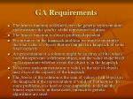 ga requirements13