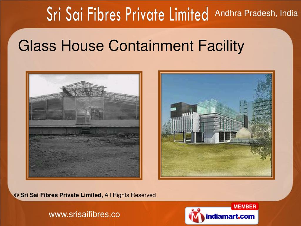 Glass House Containment Facility