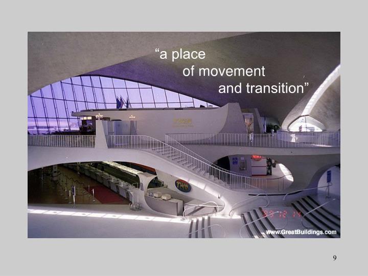 """""""a place"""