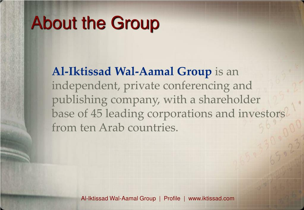 About the Group