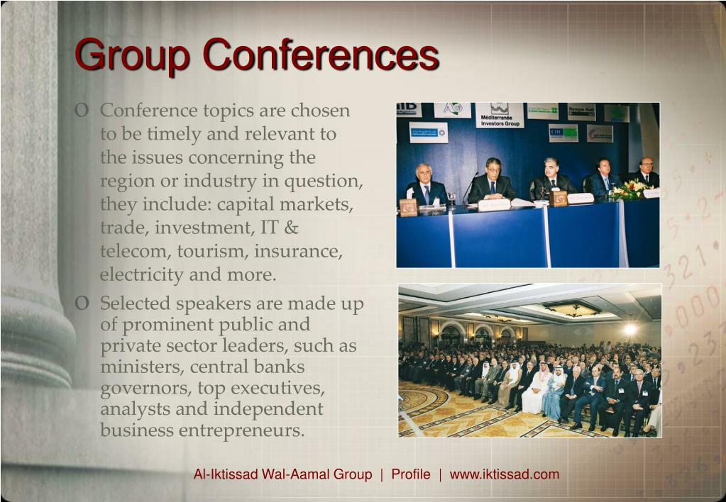 Group Conferences