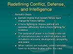 redefining conflict defense and intelligence22